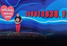 210 813 830 pln zebrała woŚp 000