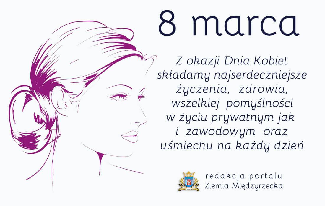8 marca zyczenia