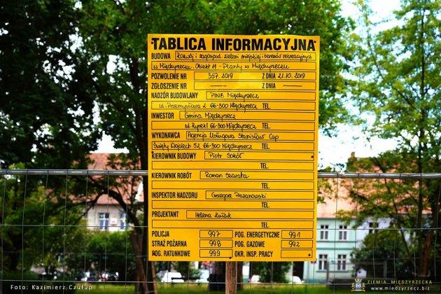 tablica informacyjna 001