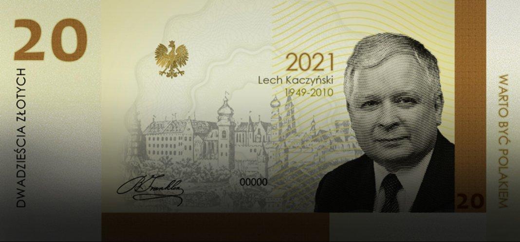 20 zl 2021 lech kaczynski warto byc polakiem 000