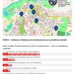 mapa sonda lokalizacja