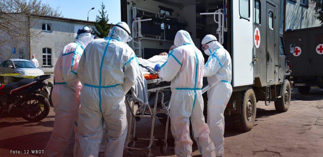 żołnierze pomogli szpitalowi w skwierzynie 000
