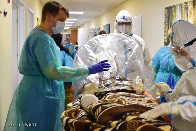 żołnierze pomogli szpitalowi w skwierzynie 001