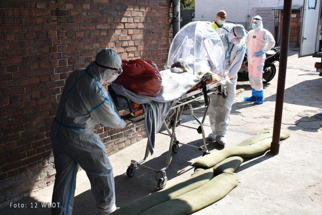 żołnierze pomogli szpitalowi w skwierzynie 003