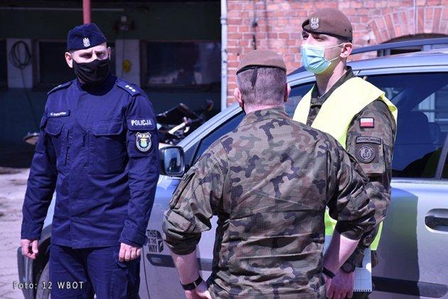 żołnierze pomogli szpitalowi w skwierzynie 004