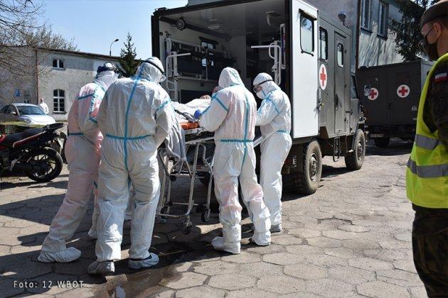 żołnierze pomogli szpitalowi w skwierzynie 005