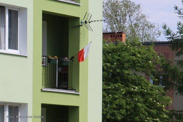 Święto flagi 2021 międzyrzecz 017
