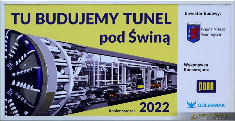 Świnoujście tunel pod Świną 008