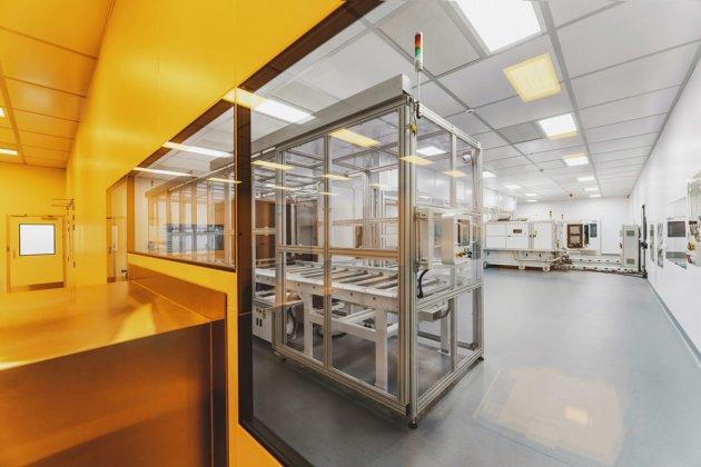 zakład produkcyjny saule 3