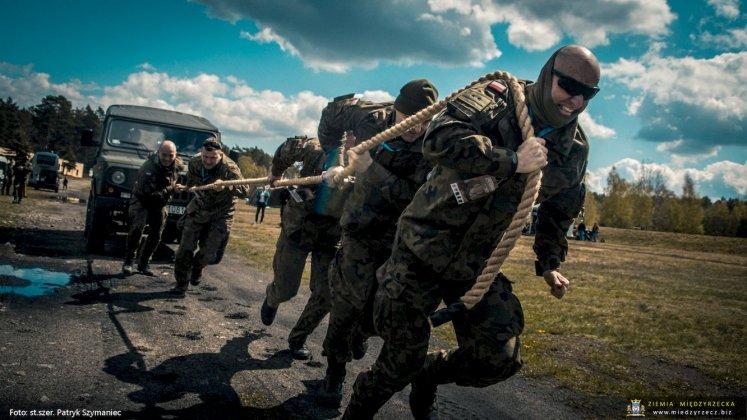zawody strzeleckie weteranów międzyrzecz 24