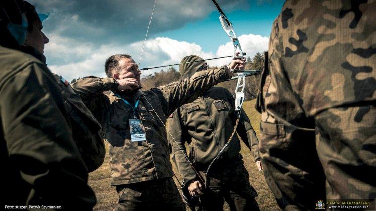 zawody strzeleckie weteranów międzyrzecz 27