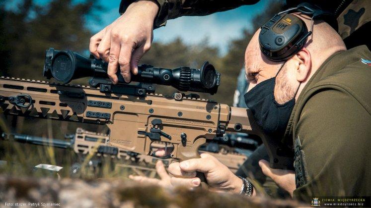 zawody strzeleckie weteranów międzyrzecz 34