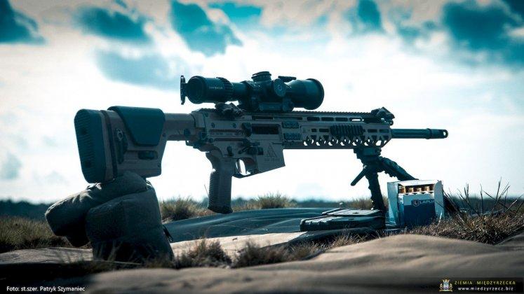 zawody strzeleckie weteranów międzyrzecz 36