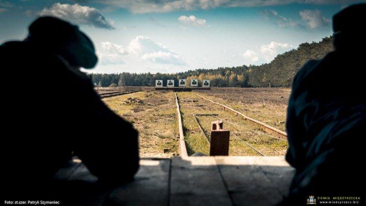 zawody strzeleckie weteranów międzyrzecz 40