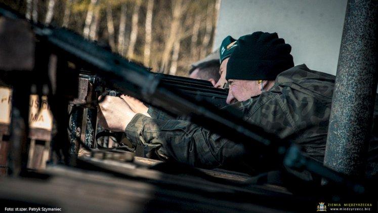 zawody strzeleckie weteranów międzyrzecz 41