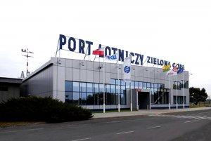 Port Lotniczy Zielona Góra w Babimoście