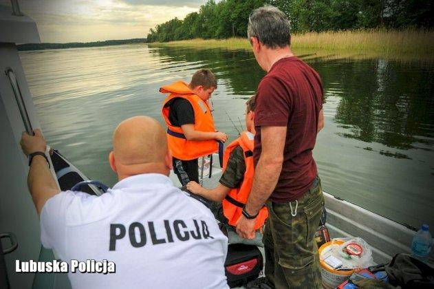 lubuskie patrole wodne policji 08