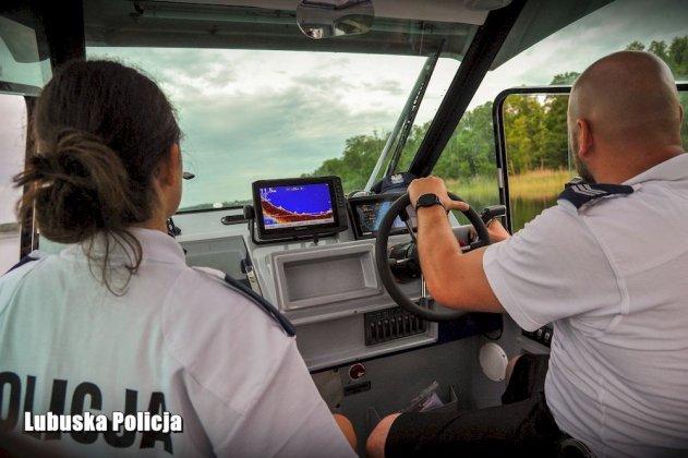 lubuskie patrole wodne policji 09