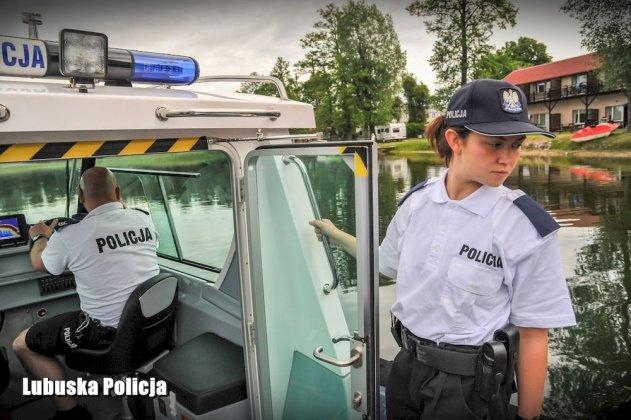 lubuskie patrole wodne policji 16