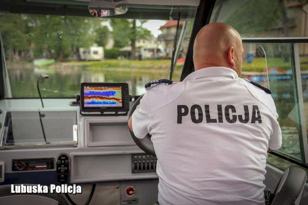 lubuskie patrole wodne policji 17