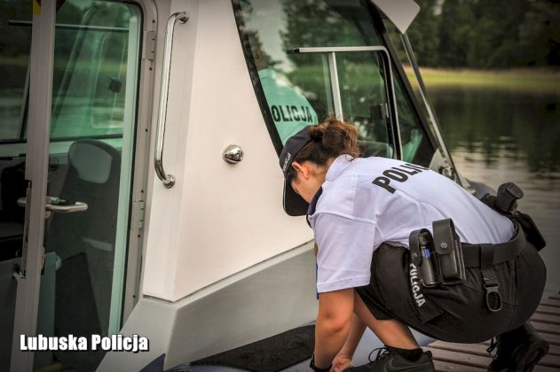lubuskie patrole wodne policji 18