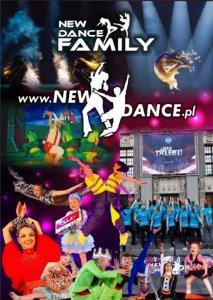 zespÓŁ taneczny new dance family b00