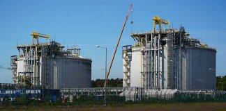 GAZ LNG - Międzyrzecz