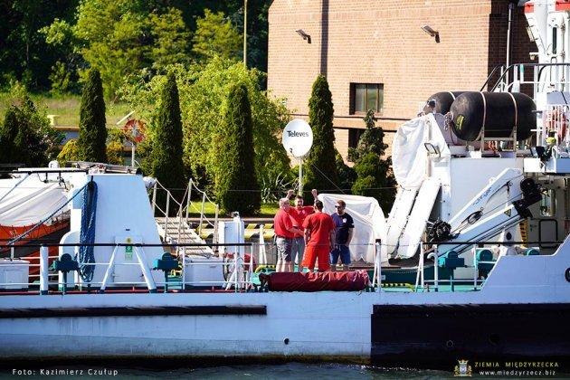 rejs statkiem wycieczkowym Świnoujście 2021 044 43