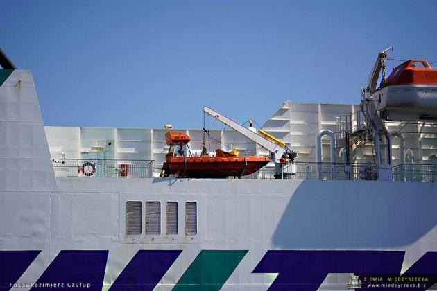 rejs statkiem wycieczkowym Świnoujście 2021 047 11