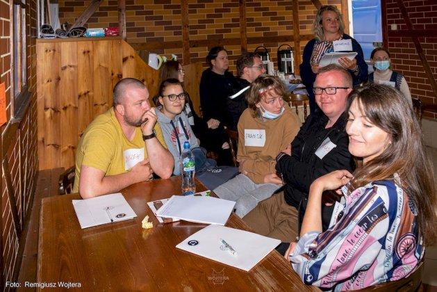 warsztaty europejskiej akademii młodych liderów wsi 60