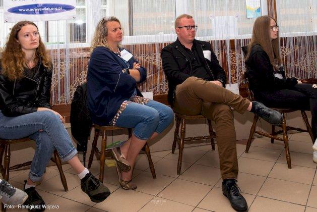 warsztaty europejskiej akademii młodych liderów wsi 64