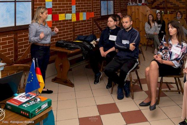 warsztaty europejskiej akademii młodych liderów wsi 65