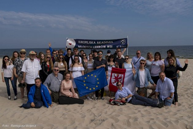 warsztaty europejskiej akademii młodych liderów wsi 75