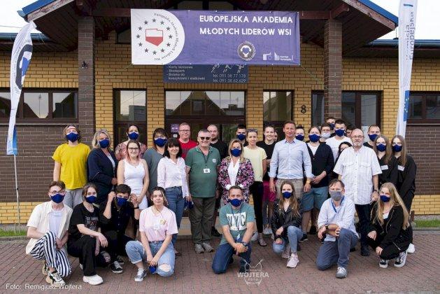 warsztaty europejskiej akademii młodych liderów wsi 78