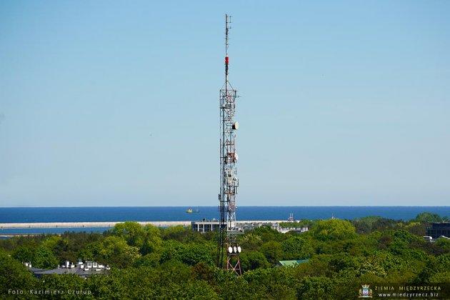 wieża widokowa Świnoujście 040