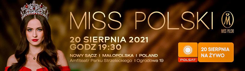 miss polski 2021 baner
