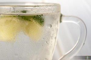 orzeźwiający chłodzący napój