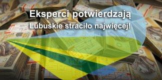 lubuskie straciło 108 mln euro 000