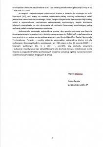 stanowisko zarządu projekt 4
