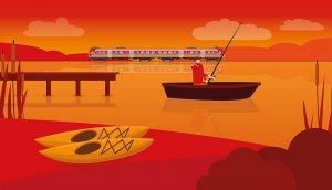 odkrywanie lubuskiego pociągami polregio 001