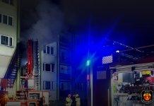 pożar na piastowskiej 000